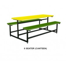 6 seater (canteen)