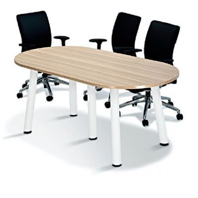 Oval Meeting Table 2