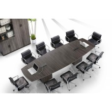 Meeting Table Gray
